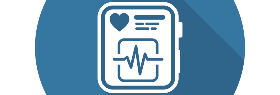 The Internet of Medical Things includes wearable technology which can monitor your vitals.