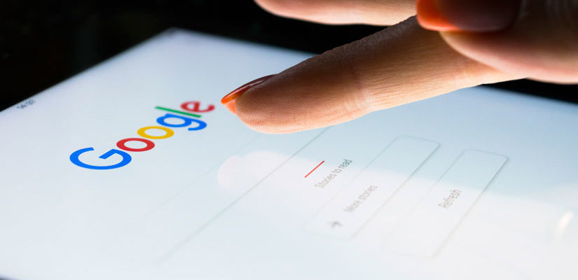 A user looks at google, a sophisticated search engines that is able to detect when a piece of content is valuable to the user.